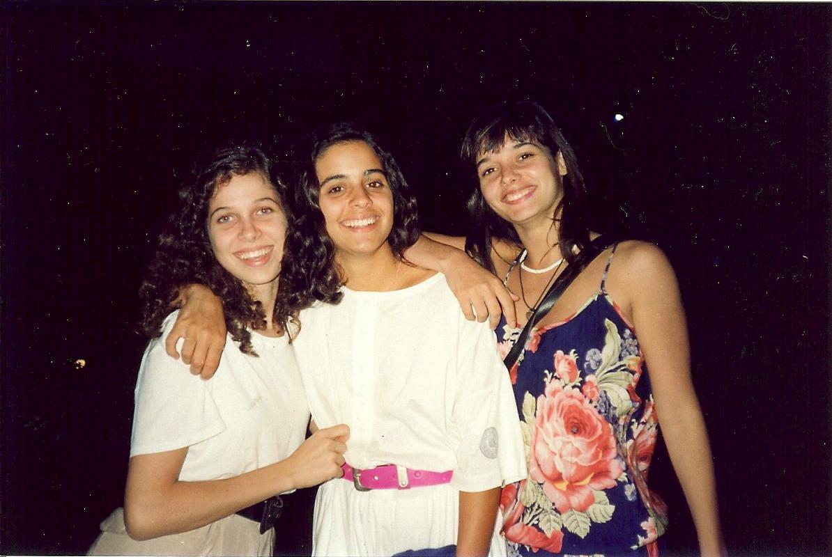 Dany, Lele e Laura